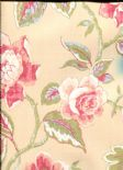 Abby Rose 3 Wallpaper AB42437 By Norwall For Galerie